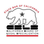 California Certified Family Law Specialist Logo